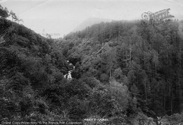 Photo of Killarney, Torc Mountain And Cascade 1897
