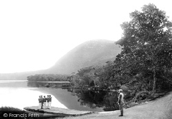 Torc Mountain And Landing Place 1897, Killarney