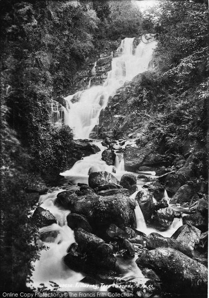 Photo of Killarney, Torc Mountain Cascade 1897