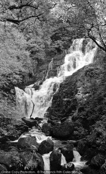 Photo of Killarney, Torc Waterfall c.1955