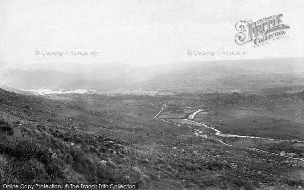 Photo of Killarney, Upper Lake From Gap Of Dunloe 1897