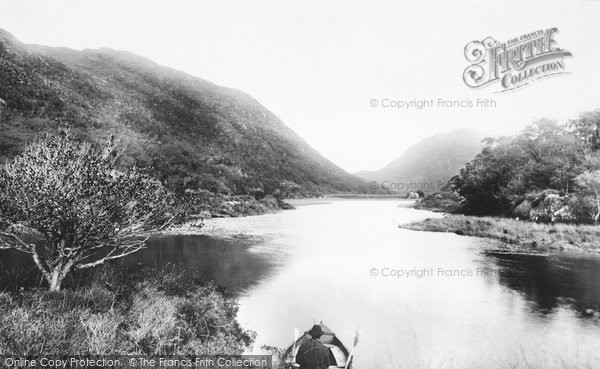 Photo of Killarney, View From Coleman's Eye 1897