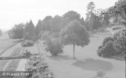 Killerton, Gardens At The Bear House, Wta Guest House 1951