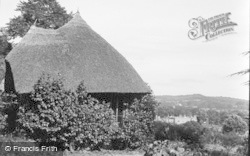 Killerton,  Wta Guest House And Sprydoncote From Bear House 1951