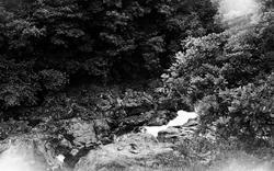 Soldier's Leap 1961, Killiecrankie