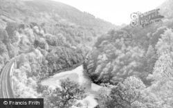 Killiecrankie, The Pass c.1910