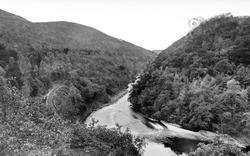 The Queens View, Pass Of Killicrankie c.1900, Killiecrankie