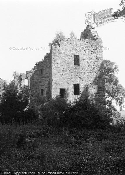 Photo of Killin, Finlarig Castle 1951