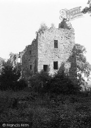 Killin, Finlarig Castle 1951