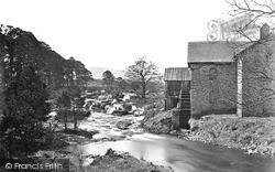 Killin, Mill On The Dochart 1890