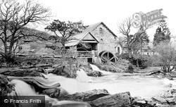 Killin, Mill On The Dochart 1890