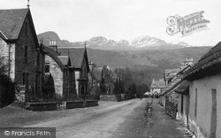 Killin, The Village c.1890