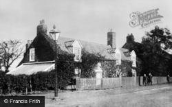 Killingworth, George Stephenson's Cottage c.1900