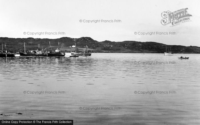 Photo of Killybegs, Bay c.1960