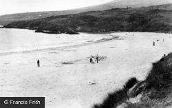 Fintra Strand c.1960, Killybegs