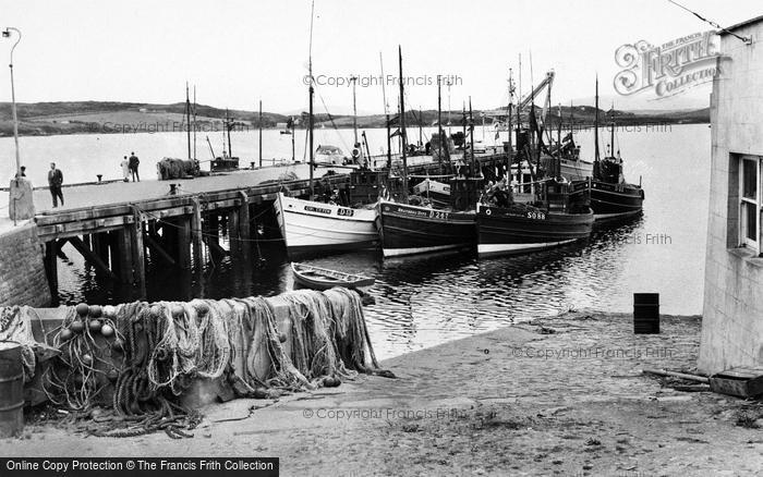 Photo of Killybegs, The Pier c.1960