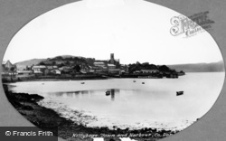Town And Harbour c.1960, Killybegs