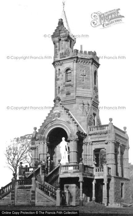 Photo of Kilmarnock, The Robert Burns Monument c.1890