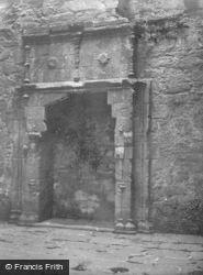Kilmartin, Carnasserie Castle 1955