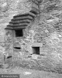 Kilmartin, Carnasserie Castle 1960