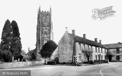 Kilmersdon, The Church Of St Peter And St Paul c.1960