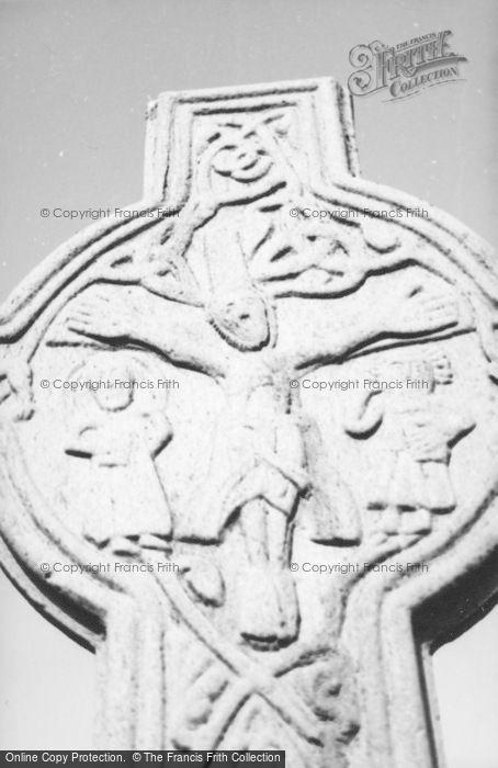 Photo of Kilmory, Knap Chapel, Mac Millan's Cross 1963