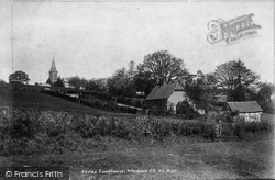 Christ Church And Village 1901, Kilndown