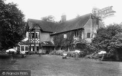 Twysden 1904, Kilndown