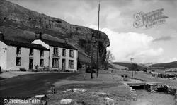 Kilnsey, Kilnsey Crag c.1955