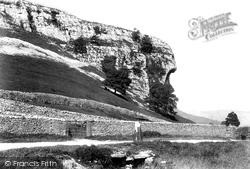 Kilnsey, The Crag 1900