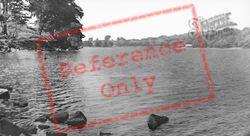Banton Loch c.1950, Kilsyth