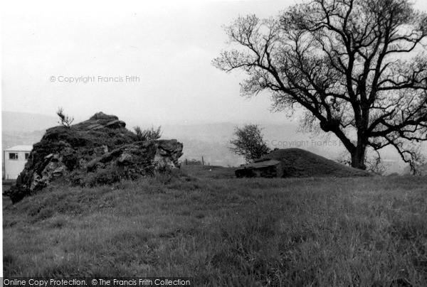 Photo of Kilsyth, Castle 1962