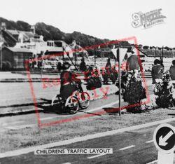 Children's Traffic Layout c.1950, Kilsyth