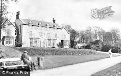 Kilsyth, Colzium House c.1950