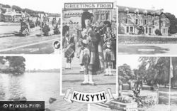 Kilsyth, Composite c.1950