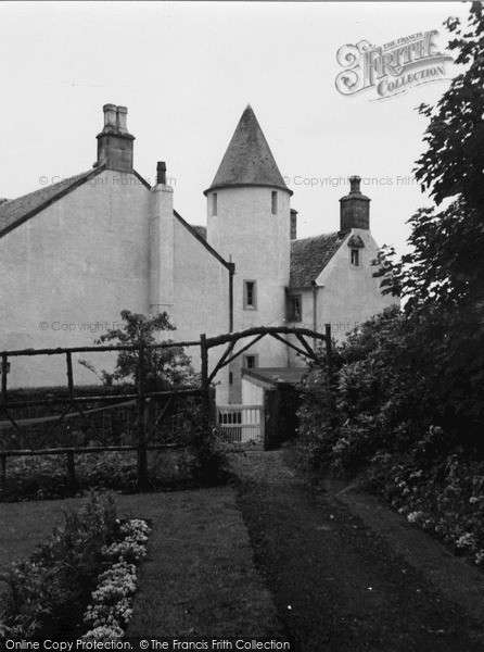 Photo of Kilwinning, Monkredding House 1951