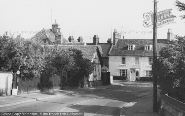 Photo of Kimbolton, c.1965