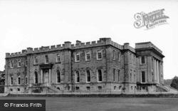 Castle c.1950, Kimbolton