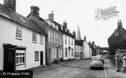Kimbolton, East Street c.1960