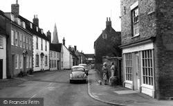 East Street c.1960, Kimbolton