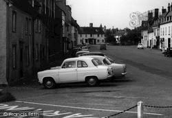 Ford Anglia Car c.1960, Kimbolton