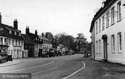 High Street c.1955, Kimbolton