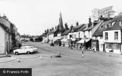Kimbolton, High Street c.1960