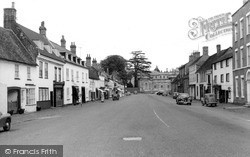 High Street c.1960, Kimbolton