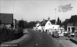 Main Road c.1965, Kimbolton