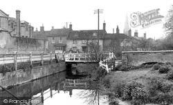 River Kym c.1955, Kimbolton
