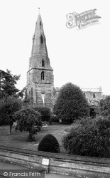 Kimbolton, St Andrew's Church c.1960