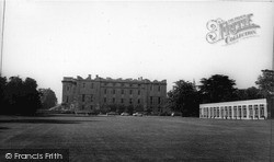 Kimbolton, The Castle c.1966