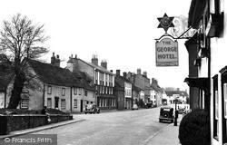 The Village c.1955, Kimbolton