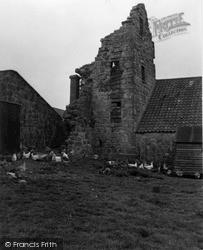 Kincardine On Forth, Bordie Tower 1953